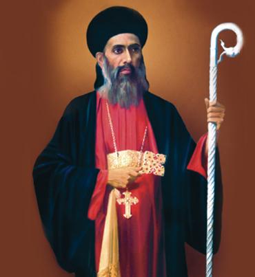 St. Gregorius's picture